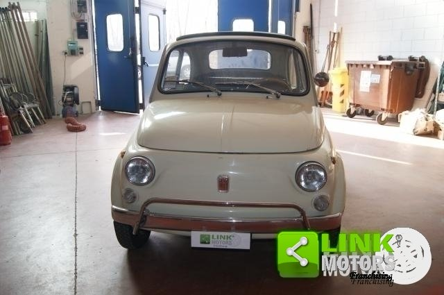 Fiat 500 L DEL 1972 REVISIONATA POSSIBILITA' DI GARANZIA SU For Sale (picture 3 of 6)