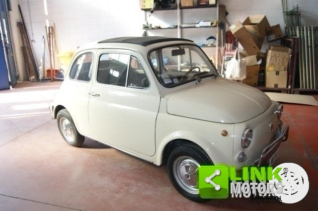 Fiat 500 L DEL 1972 REVISIONATA POSSIBILITA' DI GARANZIA SU For Sale (picture 4 of 6)