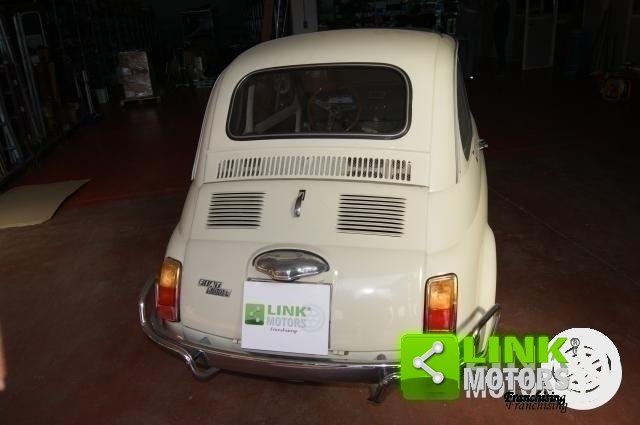 Fiat 500 L DEL 1972 REVISIONATA POSSIBILITA' DI GARANZIA SU For Sale (picture 5 of 6)