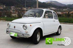 Fiat 500 L D'EPOCA ANNO 1969