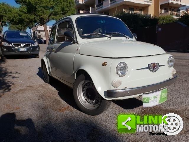 1971 Fiat 500 Giannini 590gt Vallelunga Originale For Sale Car And