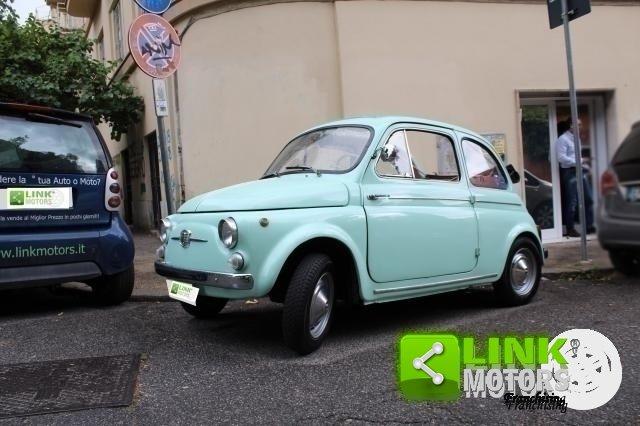 1961 Fiat 500 D Trasformabile Meravigliosamente Perfetta For Sale
