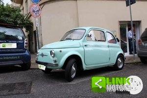1961 Fiat 500 D Trasformabile, meravigliosamente Perfetta For Sale