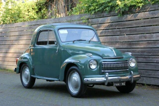 Fiat 500 C Topolino, 1954, 6.900,- Euro For Sale (picture 1 of 6)
