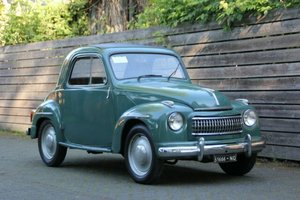 Fiat 500 C Topolino, 1954, 6.900,- Euro For Sale