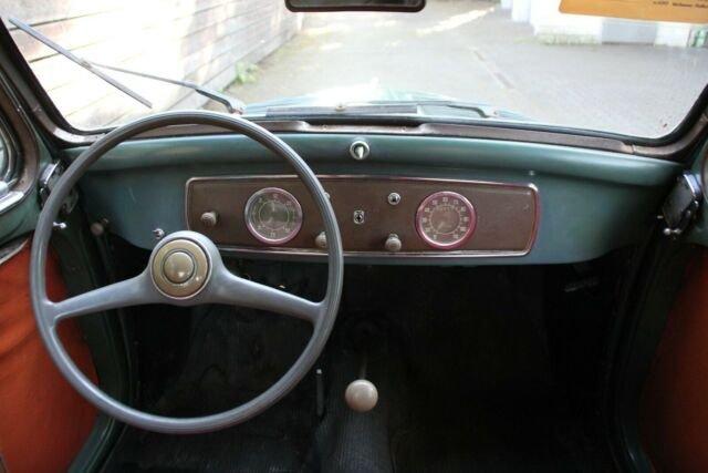 Fiat 500 C Topolino, 1954, 6.900,- Euro For Sale (picture 3 of 6)