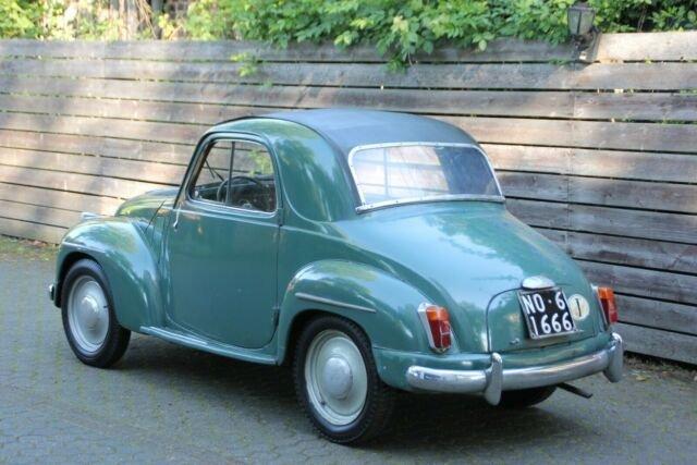Fiat 500 C Topolino, 1954, 6.900,- Euro For Sale (picture 4 of 6)