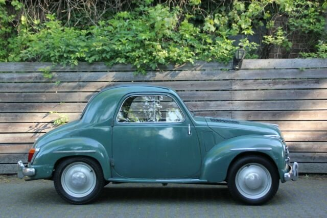 Fiat 500 C Topolino, 1954, 6.900,- Euro For Sale (picture 5 of 6)