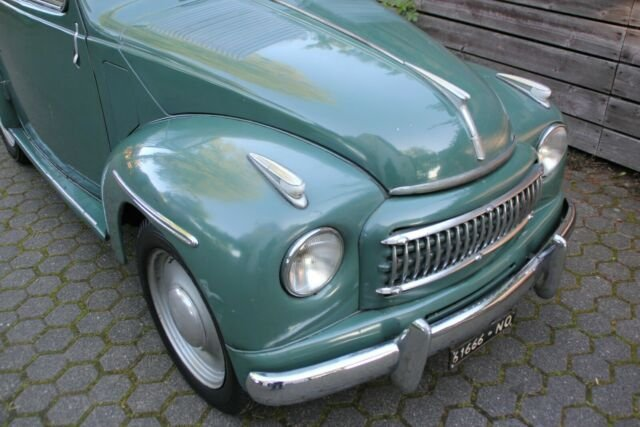 Fiat 500 C Topolino, 1954, 6.900,- Euro For Sale (picture 6 of 6)