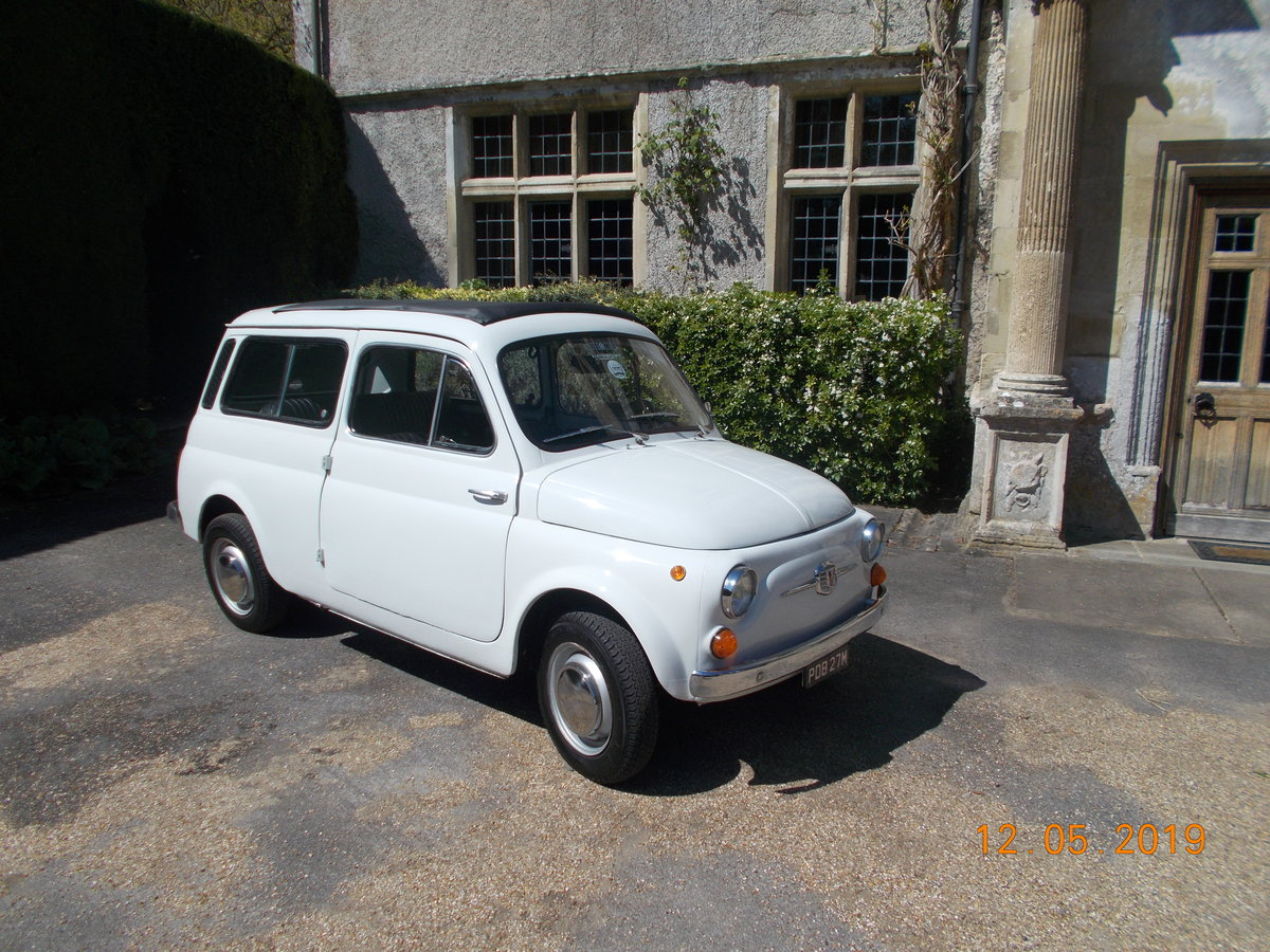 1977 GIARDINIERA - Small but oh so practical ! For Sale (picture 1 of 6)