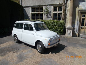 1977 GIARDINIERA - Small but Beautiful ! For Sale