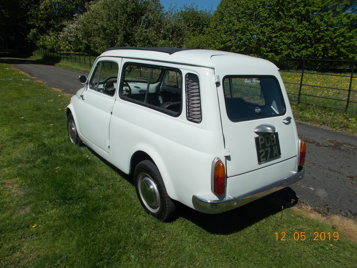 1977 GIARDINIERA - Small but oh so practical ! For Sale (picture 2 of 6)