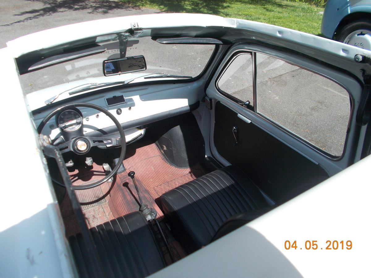 1977 500 GIARDINIERA - Small but oh so practical ! For Sale (picture 4 of 6)
