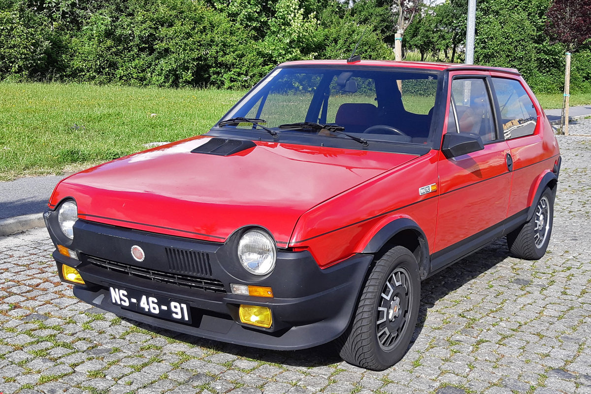 1982 Fiat Ritmo 105 TC For Sale (picture 1 of 6)