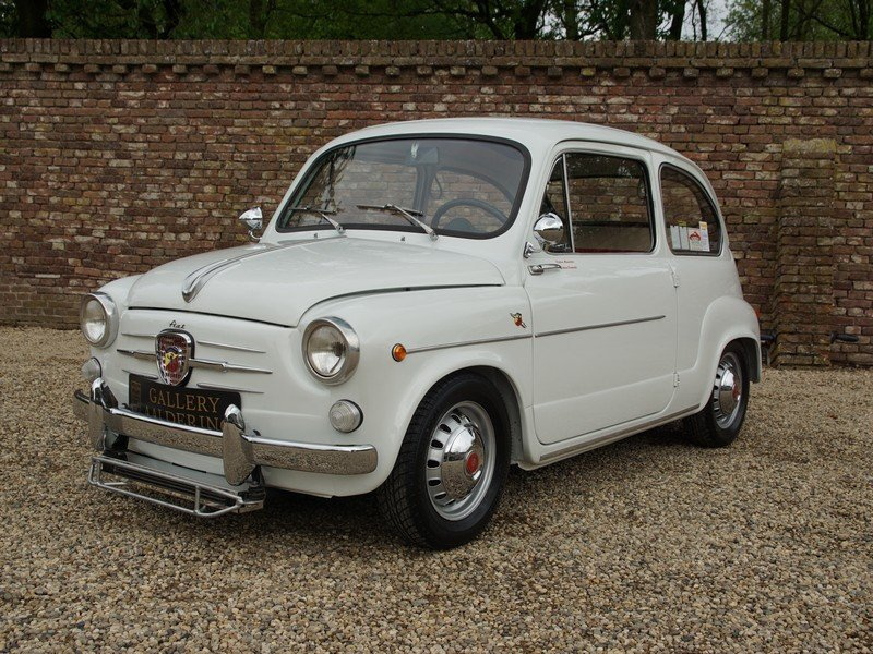1962 Fiat Abarth 850 TC fully restored condition, well documented For Sale (picture 1 of 6)
