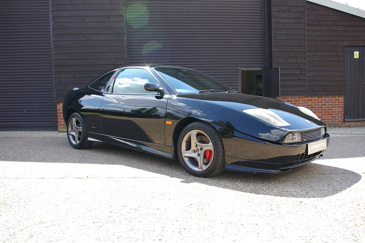 1999 Fiat Coupe 2.0 20V Turbo LE Manual (37,321 miles) For Sale (picture 1 of 6)