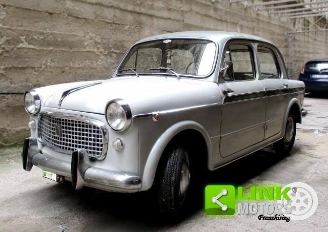 1960 Fiat 1100/103 H Lusso For Sale (picture 1 of 6)