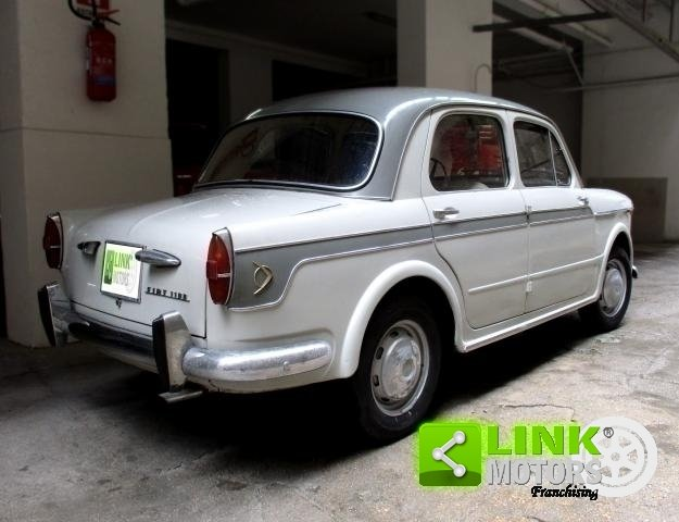 1960 Fiat 1100/103 H Lusso For Sale (picture 2 of 6)