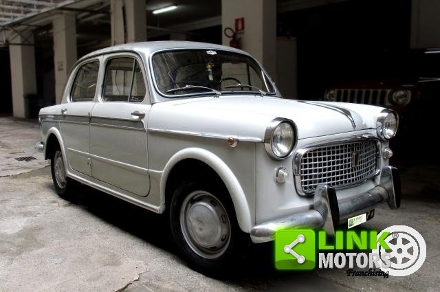 1960 Fiat 1100/103 H Lusso For Sale (picture 3 of 6)