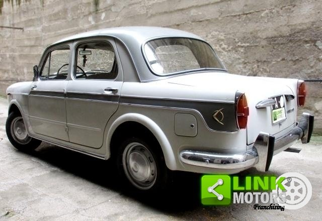 1960 Fiat 1100/103 H Lusso For Sale (picture 4 of 6)