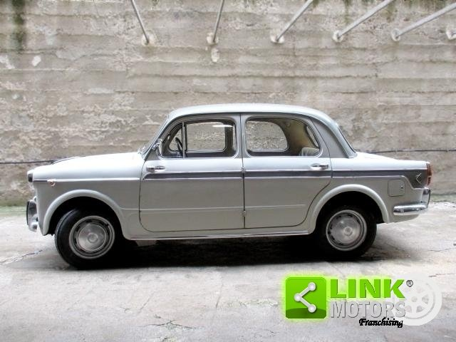 1960 Fiat 1100/103 H Lusso For Sale (picture 5 of 6)