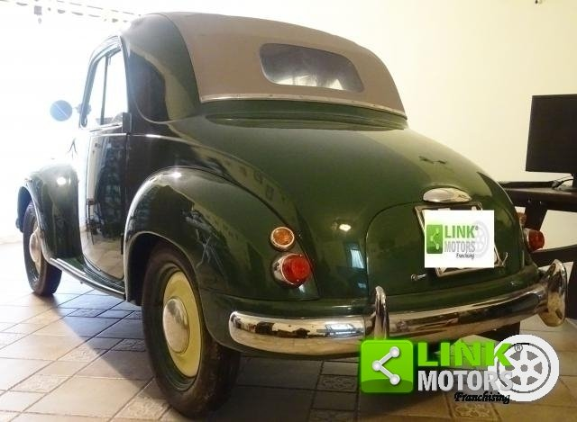 Fiat 500 C DEL 1953 For Sale (picture 3 of 6)