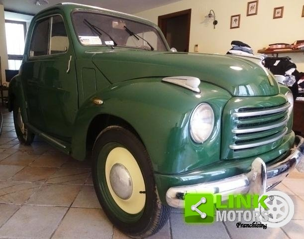 Fiat 500 C DEL 1953 For Sale (picture 6 of 6)
