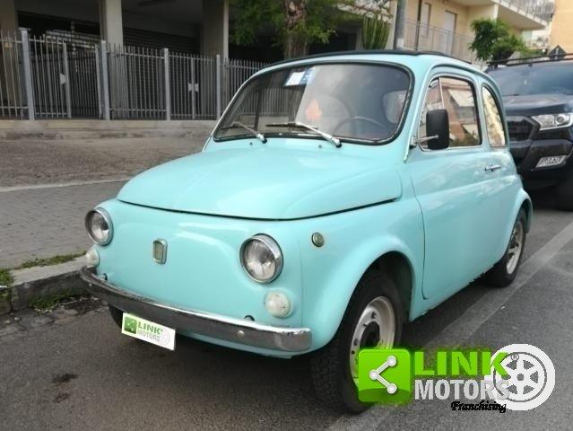 Fiat 500 L 1970 RESTAURATA For Sale (picture 1 of 6)