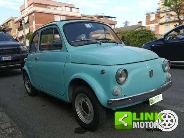 Fiat 500 L 1970 RESTAURATA For Sale (picture 2 of 6)