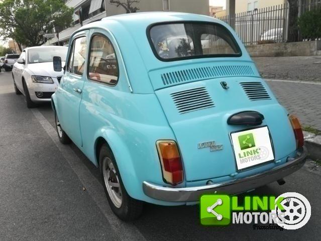 Fiat 500 L 1970 RESTAURATA For Sale (picture 4 of 6)