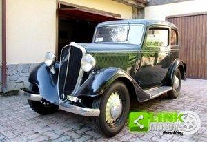 FIAT (508B) 'BALILLA' 4 MARCE (1934) ASI