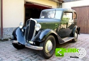 FIAT (508B) 'BALILLA' 4 MARCE (1934) ASI For Sale