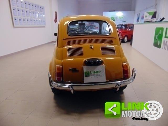 Fiat 500 L, anno 1971, manutenzione curata, restaurata, per For Sale (picture 6 of 6)