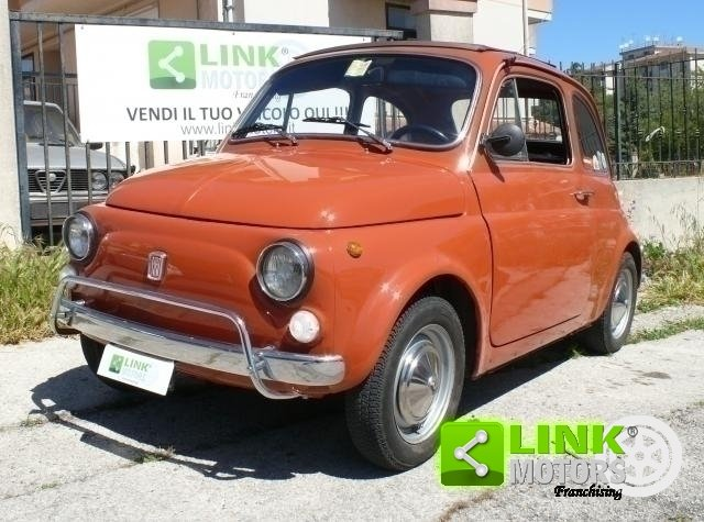 Fiat 500 L 1971 For Sale (picture 1 of 6)