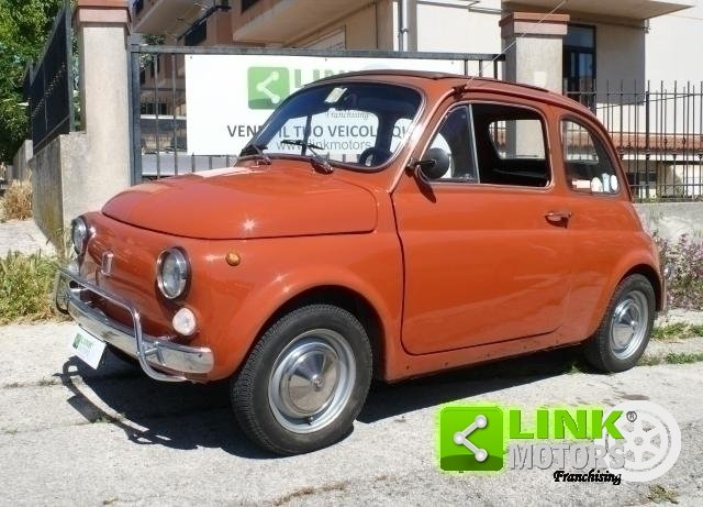Fiat 500 L 1971 For Sale (picture 2 of 6)