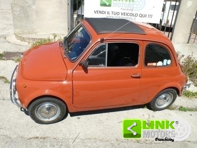 Fiat 500 L 1971 For Sale (picture 3 of 6)