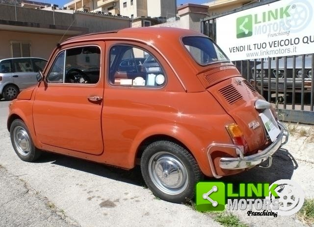 Fiat 500 L 1971 For Sale (picture 4 of 6)