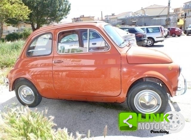 Fiat 500 L 1971 For Sale (picture 5 of 6)