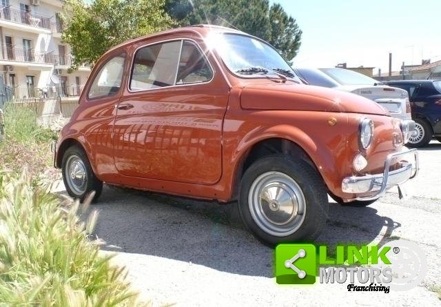 Fiat 500 L 1971 For Sale (picture 6 of 6)
