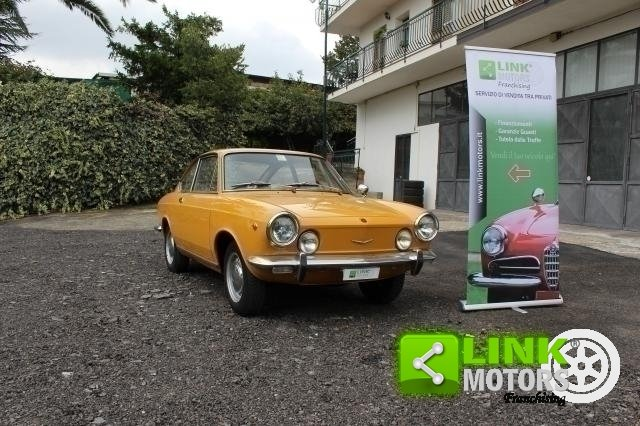 1968 Fiat 850 Sport Coupè For Sale (picture 1 of 6)