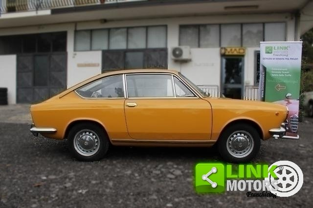 1968 Fiat 850 Sport Coupè For Sale (picture 3 of 6)