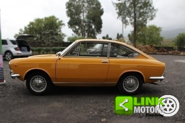1968 Fiat 850 Sport Coupè For Sale (picture 4 of 6)