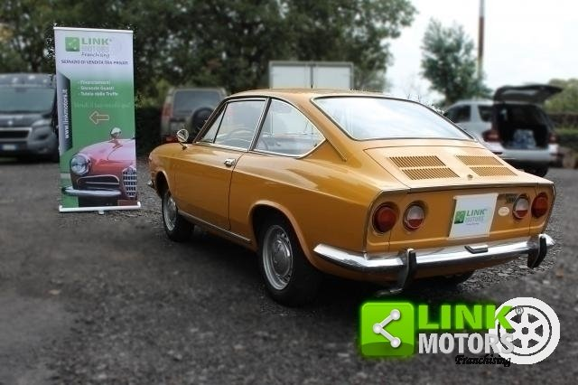 1968 Fiat 850 Sport Coupè For Sale (picture 5 of 6)