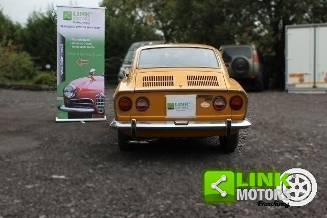 1968 Fiat 850 Sport Coupè For Sale (picture 6 of 6)
