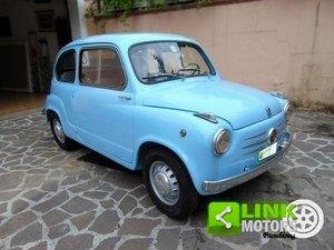 1957 Fiat 600 Prima Serie, perfettamente restaurata da abili man