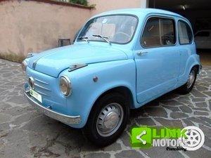 1957 Fiat 600 Prima Serie Perfettamente Restaurata Da Abili Man For