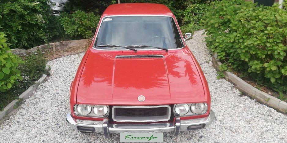 1974 Fiat 124 Sport Coupe 1600 Lampredi Twin Cam  For Sale (picture 1 of 6)