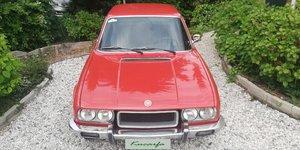 1974 Fiat 124 Sport Coupe 1600 Lampredi Twin Cam