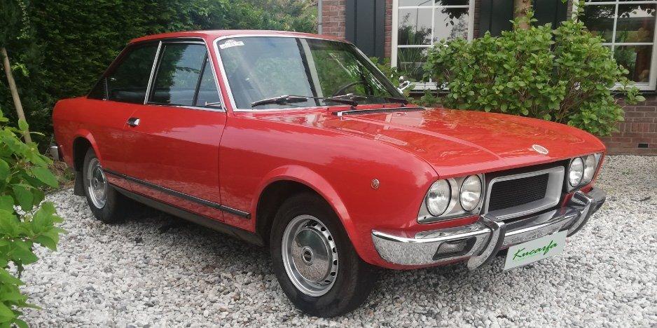 1974 Fiat 124 Sport Coupe 1600 Lampredi Twin Cam  For Sale (picture 2 of 6)