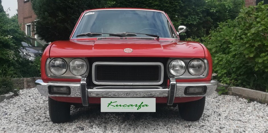 1974 Fiat 124 Sport Coupe 1600 Lampredi Twin Cam  For Sale (picture 3 of 6)